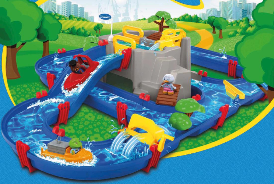 crosscreative Aquaplay