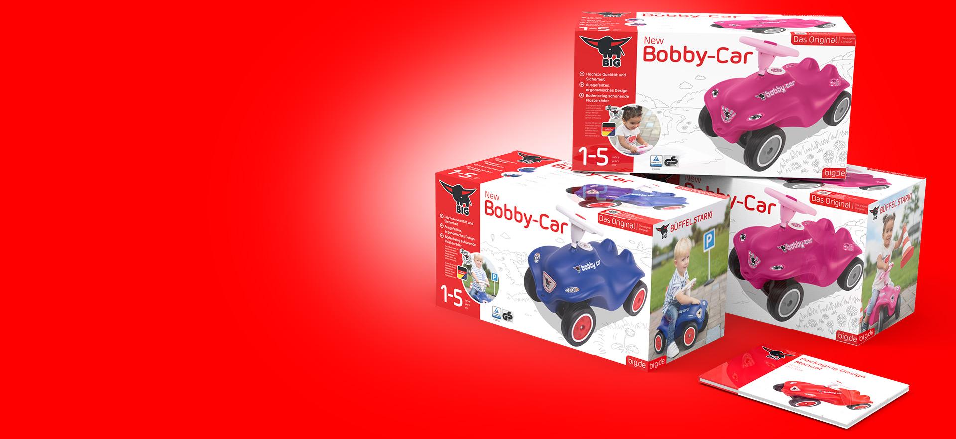 ein neues gesicht für die big-bobby-cars