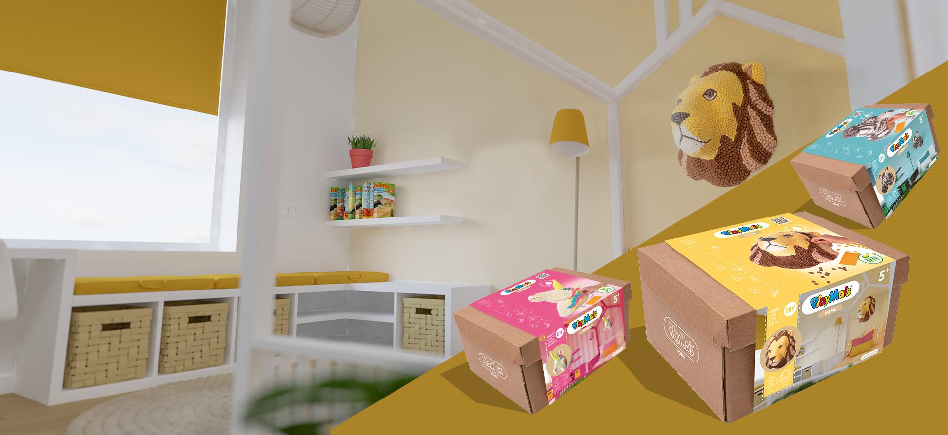 PlayMais HOME Produkte
